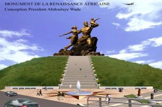 Karim Wade, héritier du Monument de la Renaissance Africaine