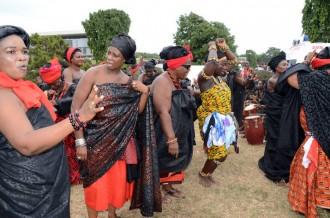 COTE D'IVOIRE - GHANA : Une délégation de Rois et Chefs traditionnels ivoiriens aux obsèques d'Atta Mills