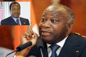 CAMEROUN: Paul Biya tire les leçons de la crise en Côte dÂ'Ivoire