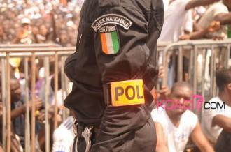 CI: Les policiers «déserteurs» n'auront pas de salaire