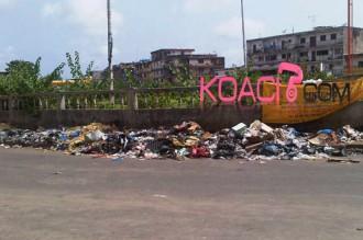COTE D'IVOIRE : Le gouvernement promet 20 000 emplois dans les poubelles