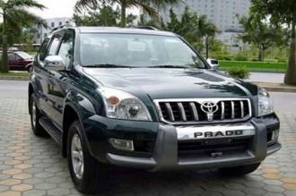 BÉNIN : Polémique autour des 4X4 Toyota attribués aux députés