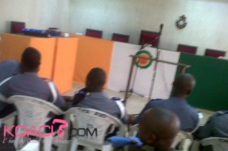 Côte d'Ivoire: Tribunal militaire, l'audience des quatre militaires à nouveau reportée