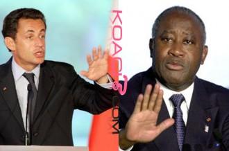 Crise ivoirienne : Sarkozy survole le dossier à Addis-Abeba