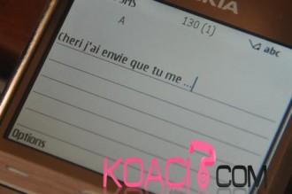 COTE D'IVOIRE: SEXE ET NTIC: Ces personnes qui font l'amour au téléphone !