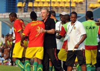 FOOTBALL CAN 2013 : Guinée - Niger, Michel Dussuyer devoile la liste des joueurs du Syli