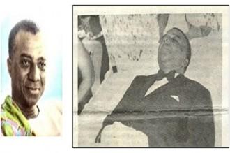 Kofi Yamgnane : « CÂ'est lÂ'Adjudant Bodjollé qui est lÂ'auteur de lÂ'assassinat de Sylvanus Olympio »