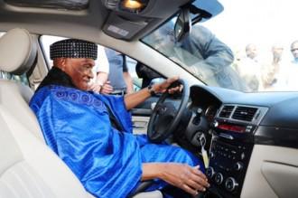 SENEGAL : Présidence de la République: Des véhicules volés!
