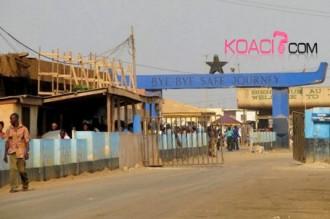 GHANA:  Les pièces de voyage ne suffisent plus pour traverser la frontière Ghana-Togo