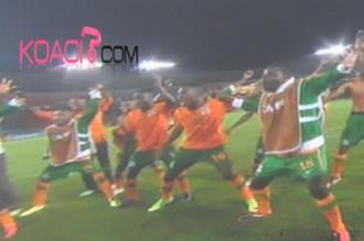 CAN 2012: La Zambie en Finale !