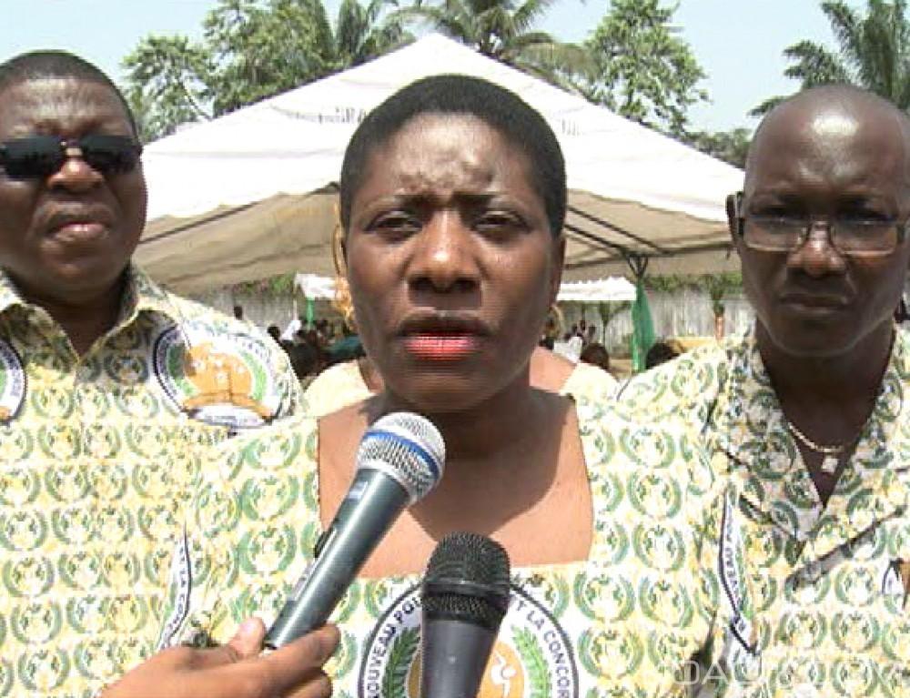 Côte d'Ivoire : Présidentielle 2015, une proche de Laurent Gbagbo officiellement candidate