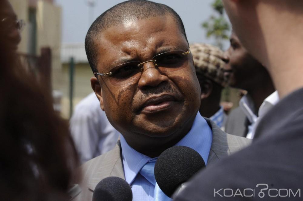 Centrafrique: Présidentielle, l'ancien PM Nicolas Tiangaye investi candidat par son parti