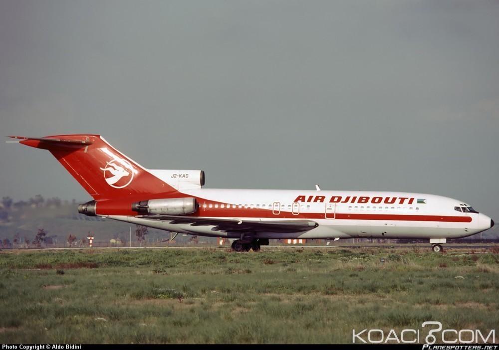 Koacinaute: Djibouti : la compagnie d'aviation nationale reprend son vol.