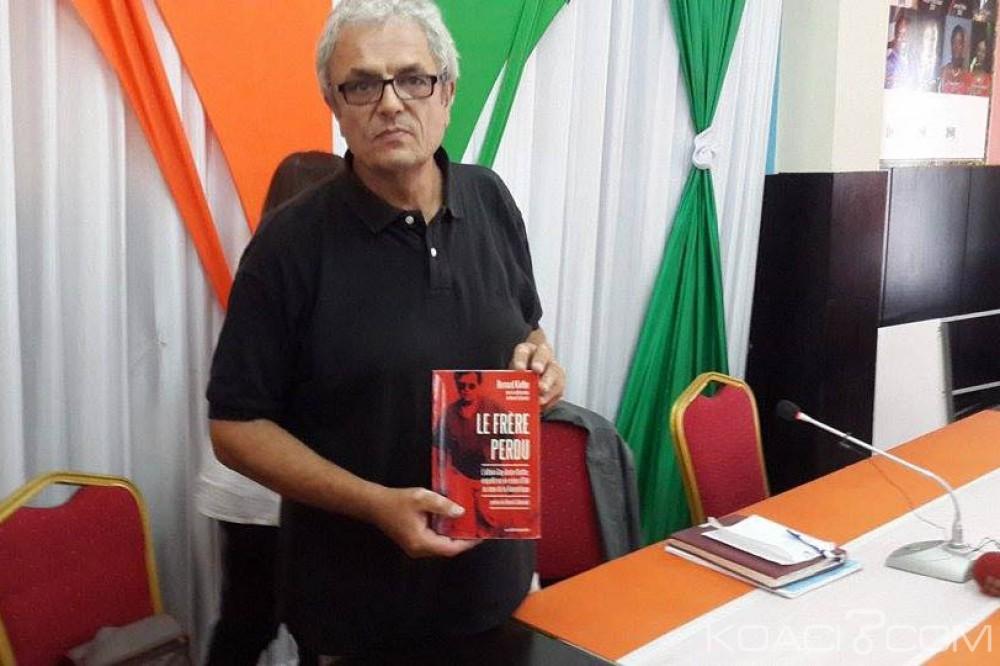 Côte d'Ivoire: Bernard Kieffer et «le frère perdu» à Abidjan