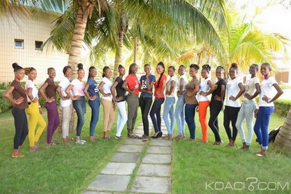 Togo : Miss Togo 2015 : 19 candidates pour une couronne