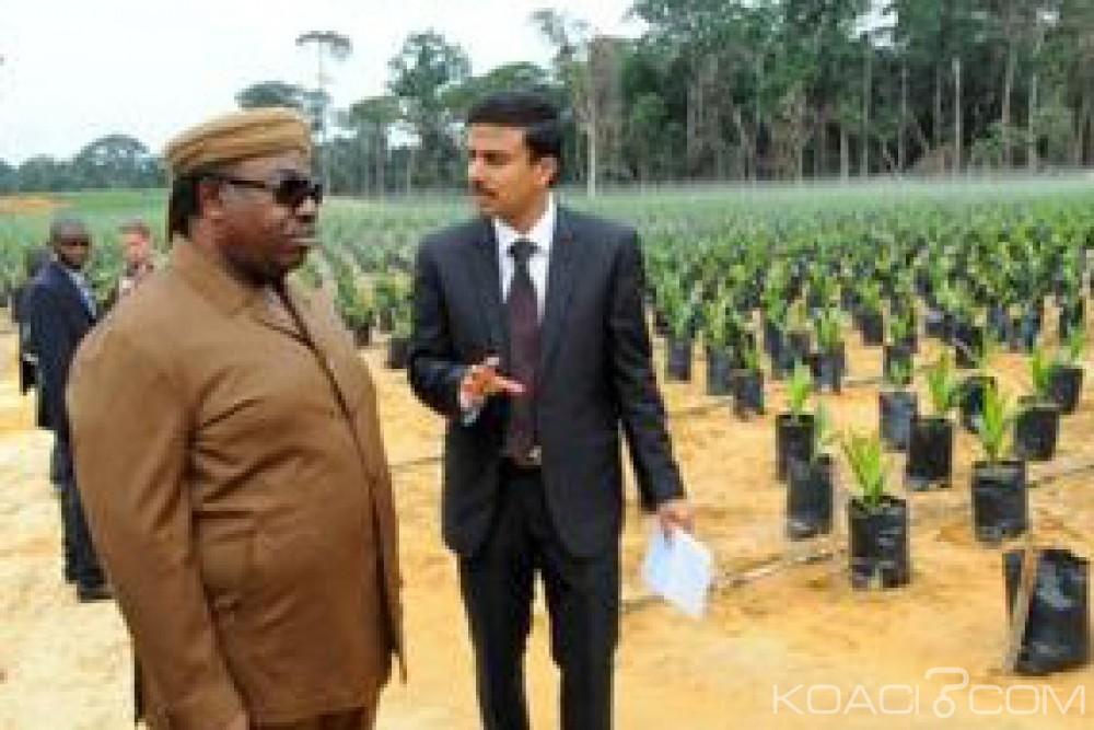 Gabon: Ali Bongo chez Olam à Kango et chez Jésus à Libreville avant les festivités d'indépendance