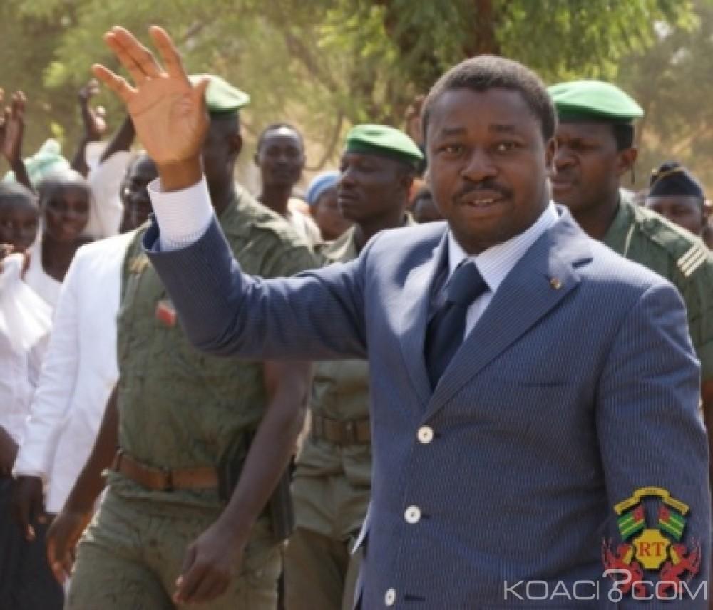 Koacianute: Sa Sainteté Faure Gnassingbé, dessinez-moi un dictateur !