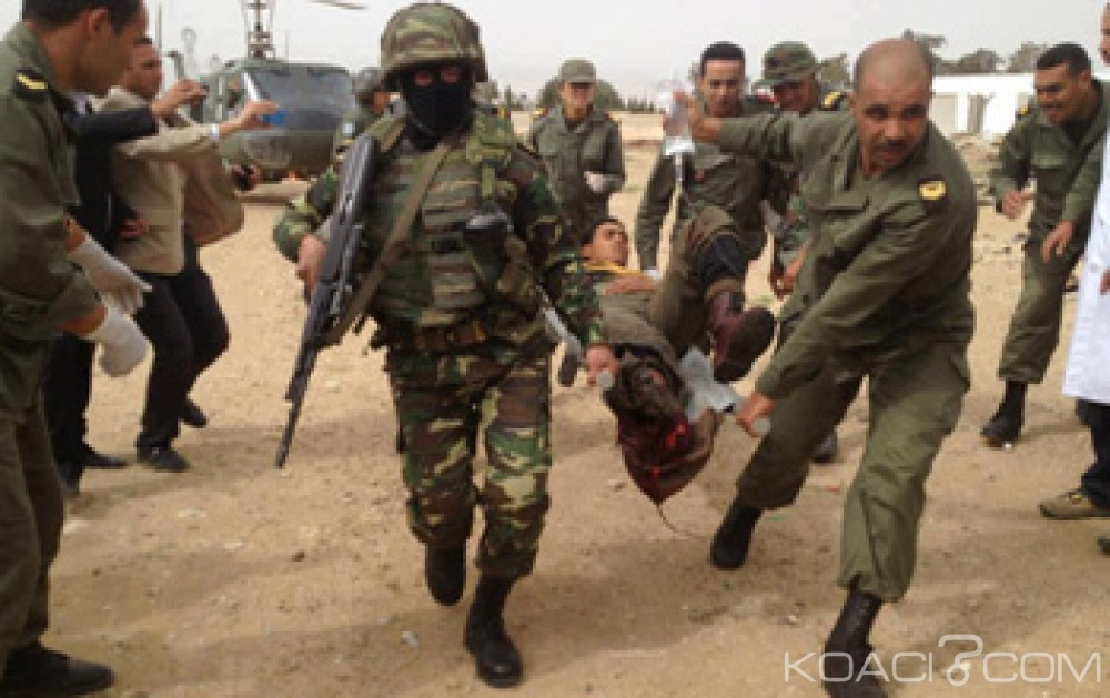 Tunisie: Deux soldats tués par l'explosion d'une mine à Kasserine