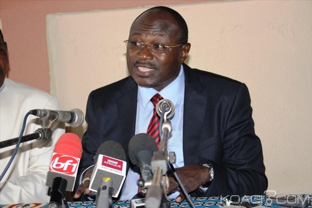 Burkina Faso : Eddie Komboigo, «convaincu» de la validation de sa candidature à la présidentielle