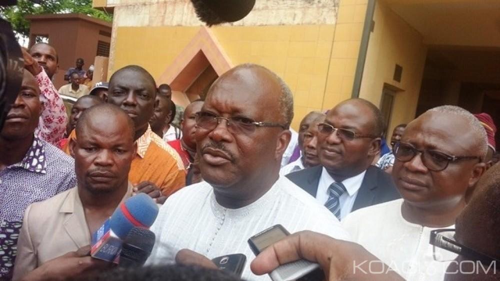 Burkina Faso : Roch Marc Kaboré officiellement en lice pour la présidentielle