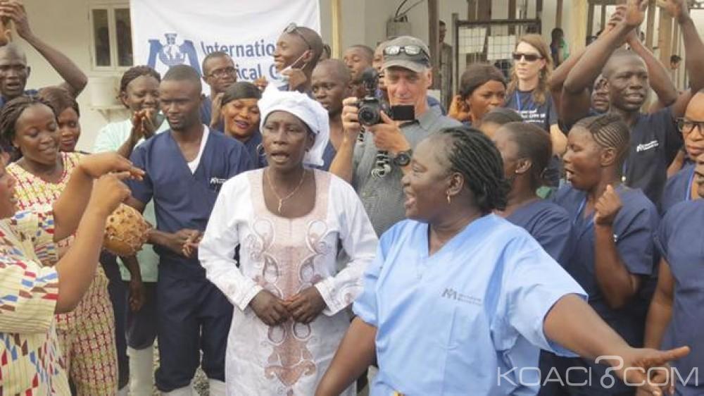 Sierra Léone : Guérie, la dernière malade d' Ebola quitte l' hôpital