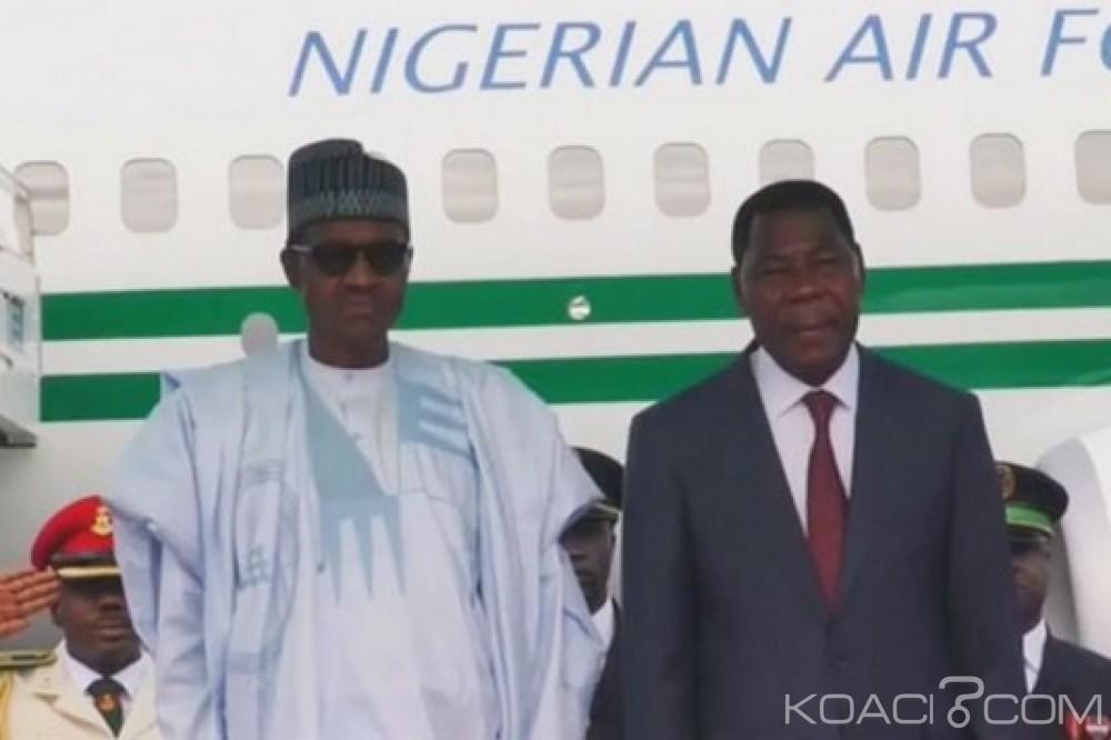 Nigeria-Bénin: Economie et sécurité collectives visées