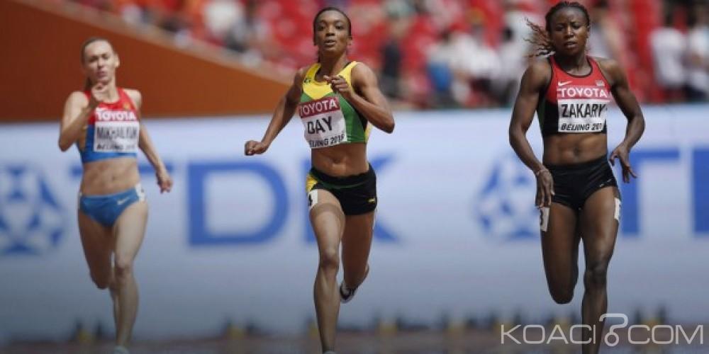 Mondiaux d'Athlétisme : Deux Kenyanes suspendues provisoirement pour dopage