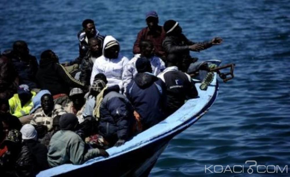 Libye : 10 migrants clandestins meurent noyés au large
