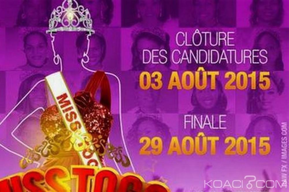 Togo : Finale Miss Togo 2015 ce samedi à Lomé