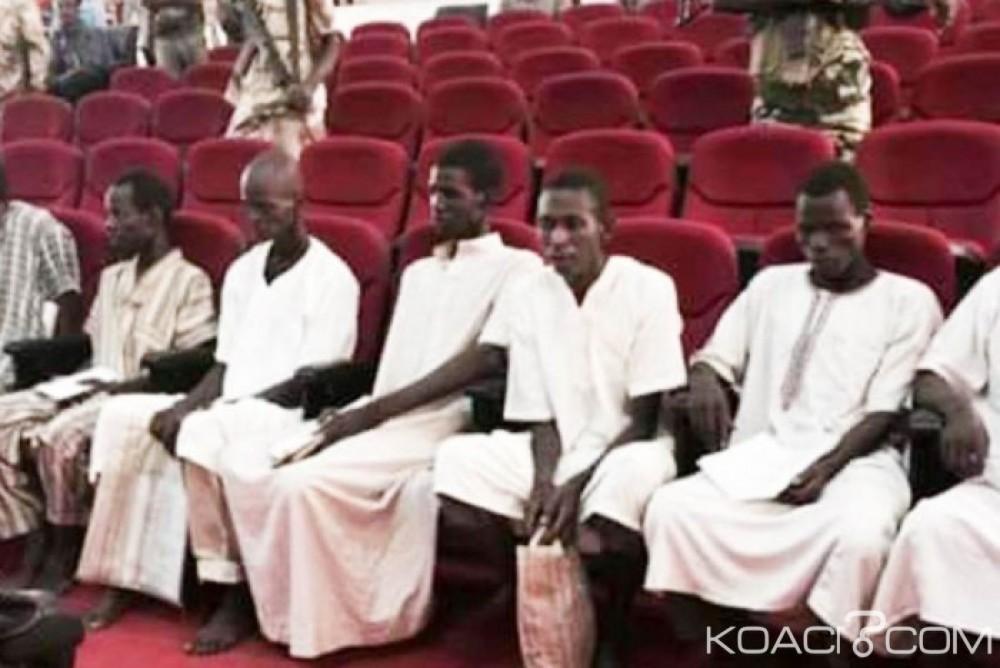 Tchad: Attentats de N'Djamena, peine de mort pour les 10 membres de Boko Haram jugés
