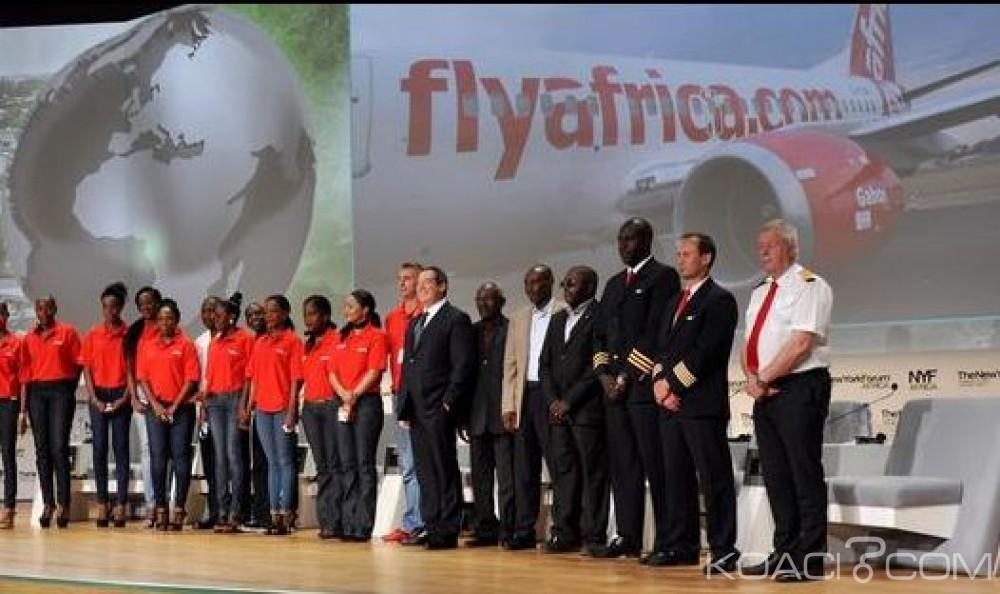 Gabon: Lancement de «Flyafricacom», la première compagnie aérienne low cost panafricaine