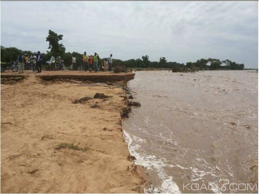 Cameroun : Maroua : Après les inondations, des quartiers menacés d'isolement