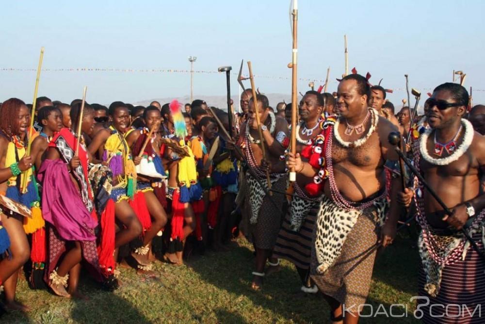 Swaziland : Danse des roseaux, le bilan de 38 morts démenti par la police