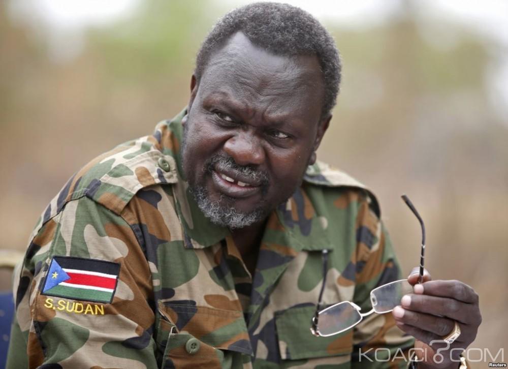Soudan du Sud : Les  rebelles accusent l'armée d'avoir bombardé leurs positions