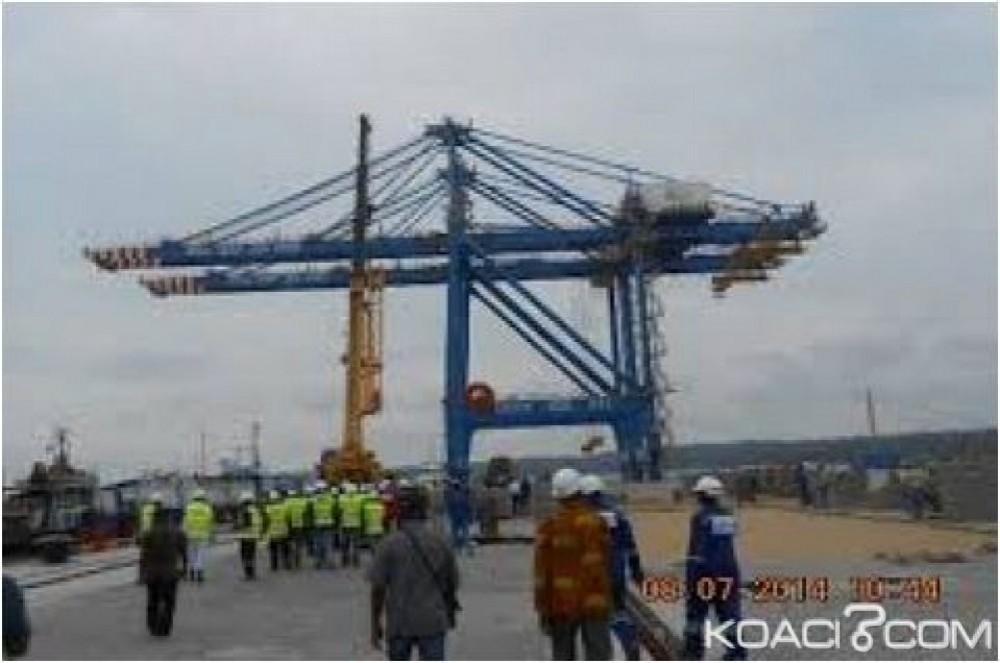 Cameroun : Terminal à conteneurs du port de Kribi, le contrat de concession de Bolloré Africa Logistics va pour 20 ans