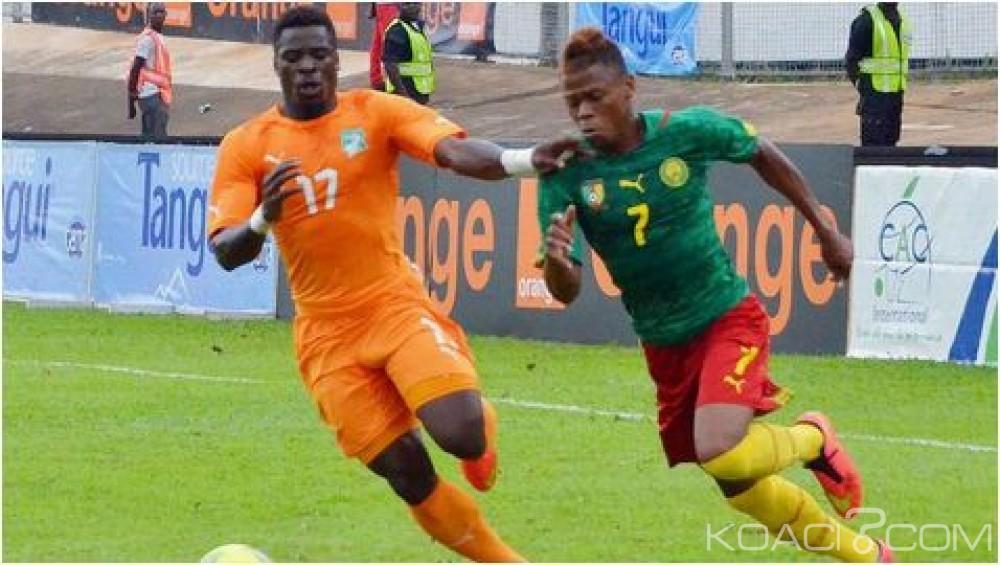 Cameroun : Eliminatoires Can 2017 : Lions indomptables, Clinton Njié forfait contre la Gambie