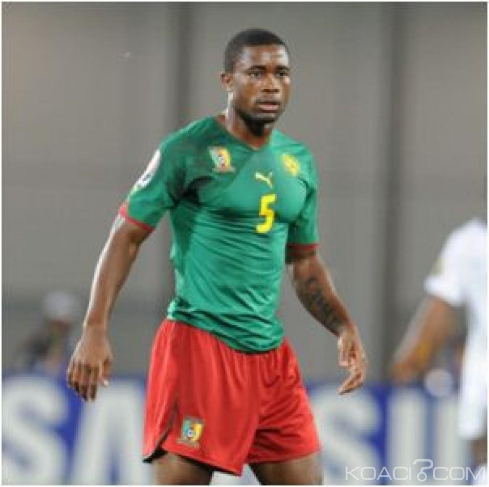 Cameroun : Eliminatoires Can 2017 : Lions indomptables, après Njié clinton, Aurélien Chedjou forfait