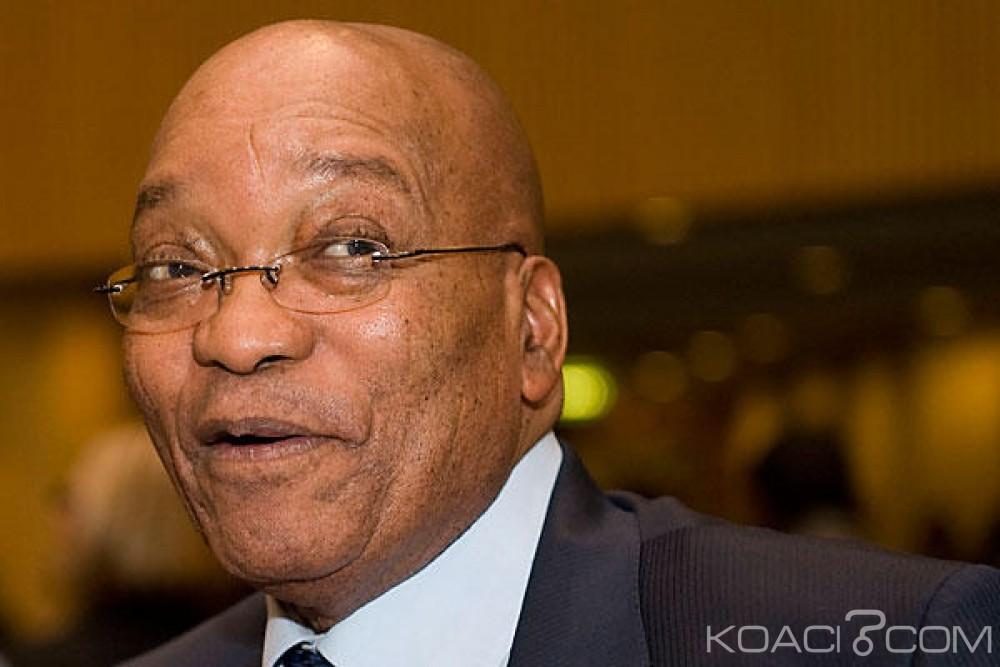 Afrique du Sud: Affaire Omar El Bechir, motion de censure contre Jacob  Zuma une nouvelle fois rejetée