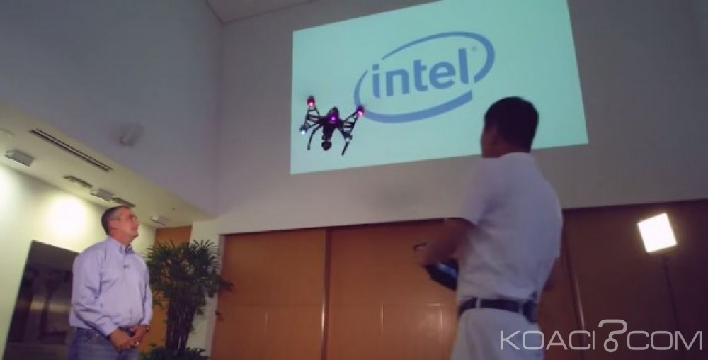 Monde: Le géant des processeurs de l'informatique se lance dans la conception des drones