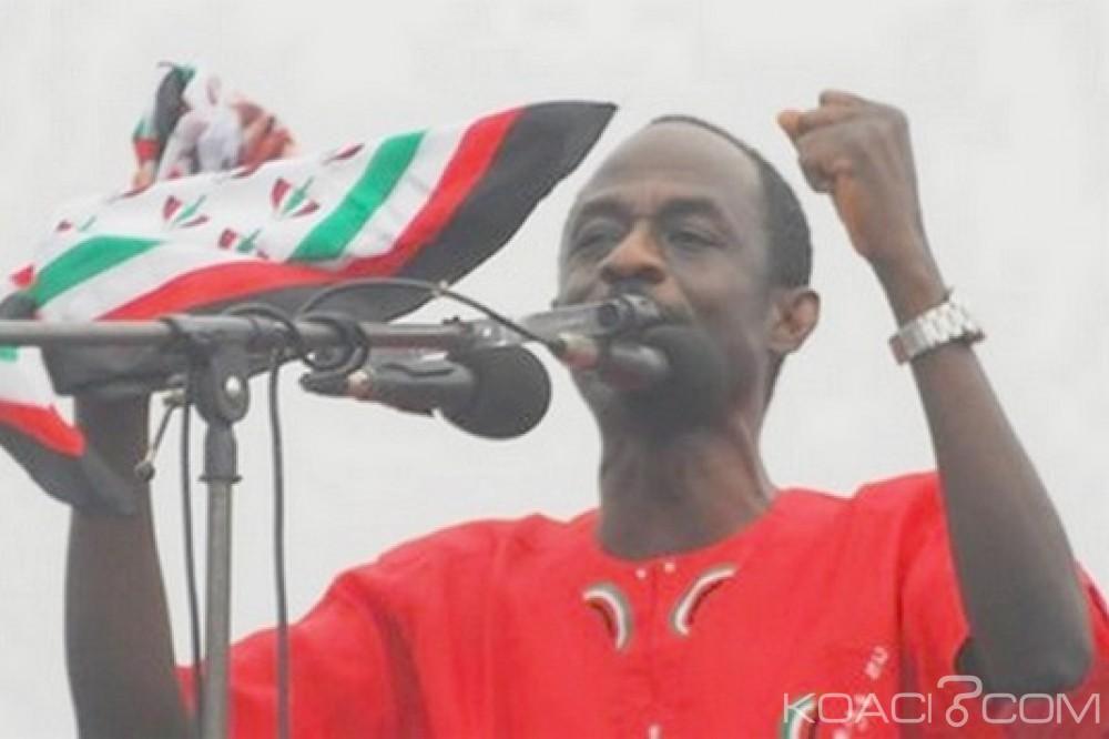 Ghana: Affaire « électeurs togolais », le NDC contrattaque le NPP