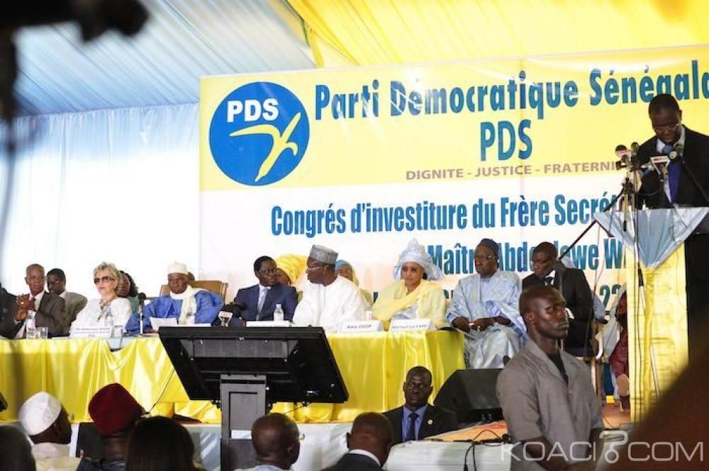 Sénégal: Le Pds se radicalise et décrète le  «Sans Karim Wade, pas d'élection»  et fait savoir à Macky que  le président Wade pouvait l'emprisonner