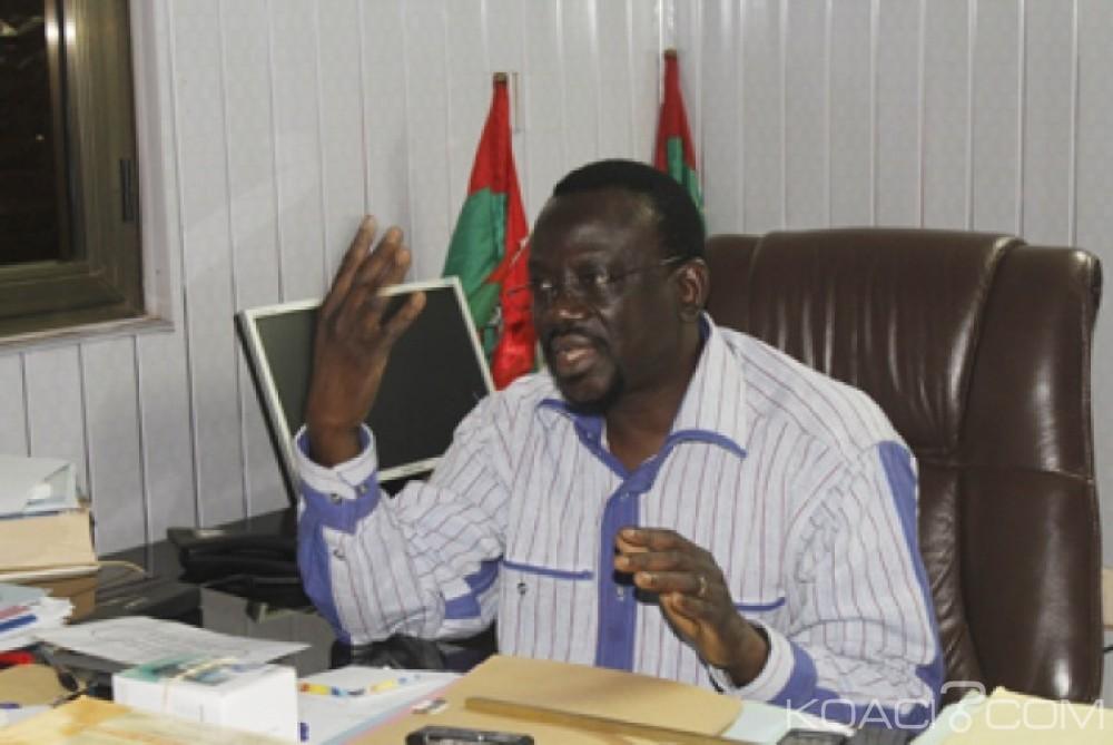 Burkina Faso : Me Bénéwendé Sankara demande l'annulation des candidats proches de Compaoré à la présidentielle