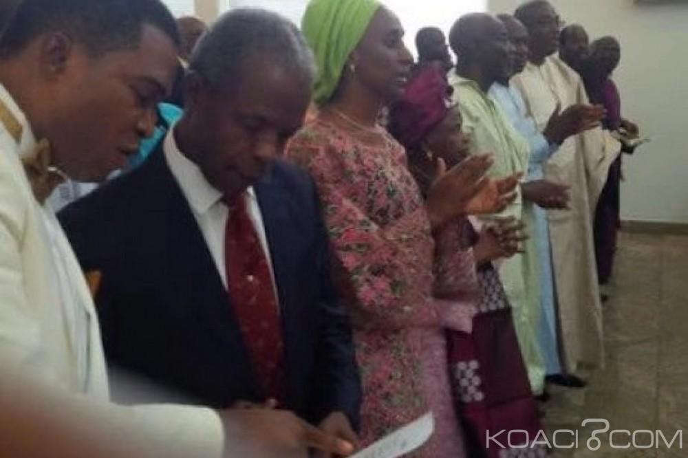 Nigeria : Buhari dément la fermeture de la chapelle présidentielle