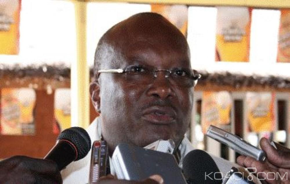 Burkina Faso : recours contre la candidature à la présidentielle de Roch Marc Christian Kaboré