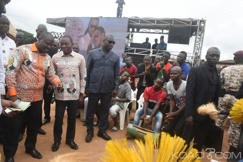 Côte d'Ivoire : Pour Charles Koffi Diby, Soro est  un homme d'Etat accompli et courageux