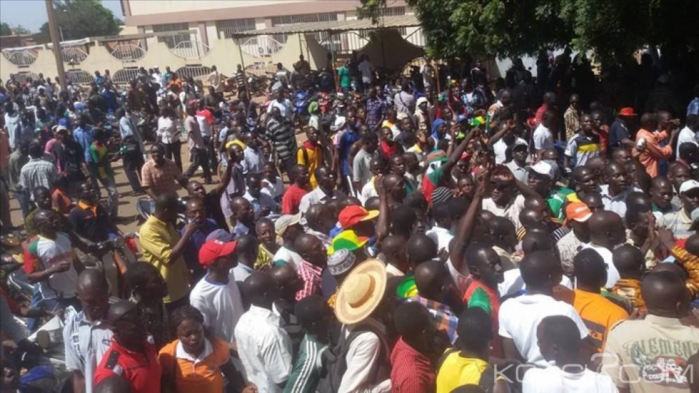 Burkina Faso: Manifestation à Ouagadougou pour exiger la reprise des concours concernés par les fraudes