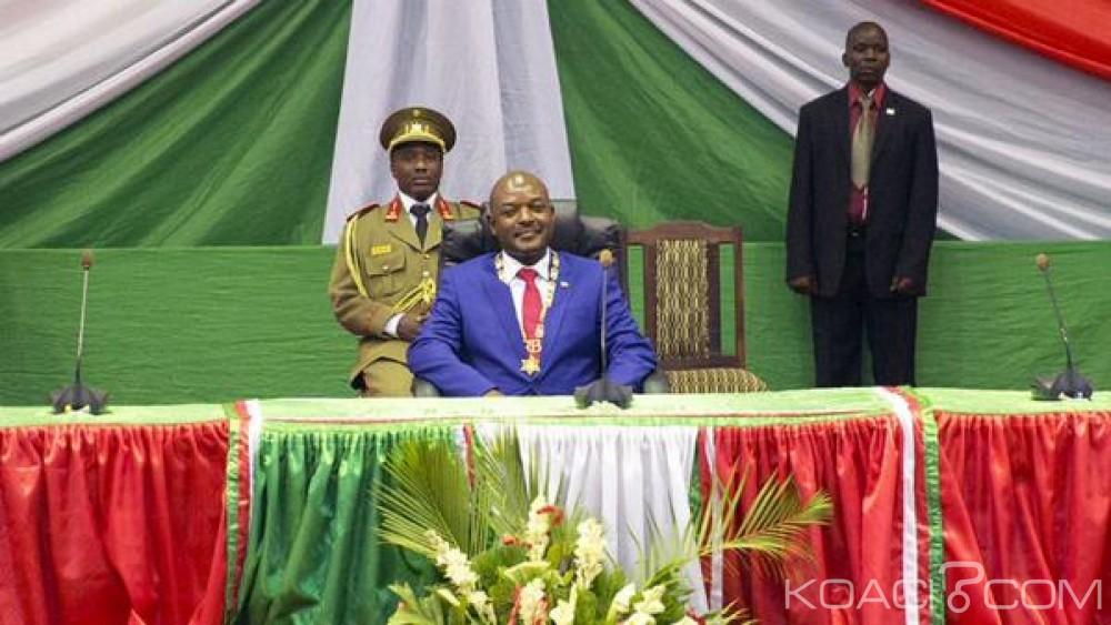 Burundi : Bujumbura, cinq personnes tuées dont le porte-parole d'un parti de l'opposition