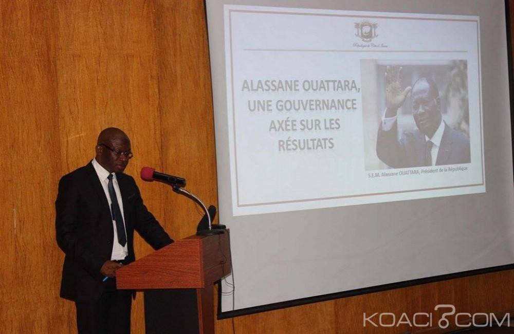 Côte d'Ivoire: A quelque jours de la présidentielle, les jeunes cadres du RHDP vulgarisent les acquis de la gouvernance Ouattara