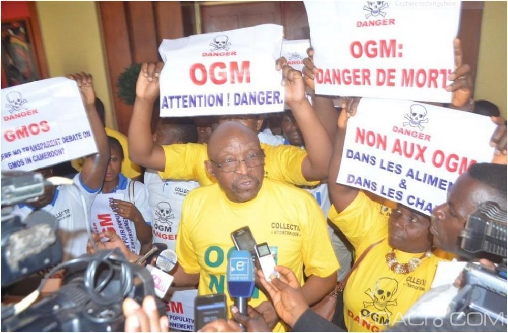 Cameroun : Des manifestants Anti OGM, perturbent une réunion des ministres