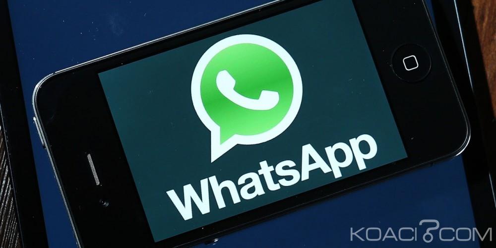 Monde : Une faille de sécurité décelée sur le réseau social WhatsApp